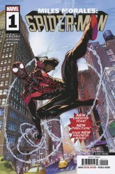 Marvel Comics's Miles Morales: Spider-Man Issue # 1 - 2nd print