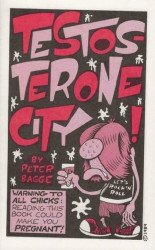 Starhead Comix's Testosterone City Issue nn