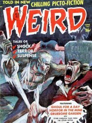 Eerie Publications's Weird Magazine Issue # 3