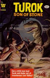 Whitman's Turok, Son of Stone Issue # 129