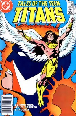 DC Comicss Tales Of The Teen Titans Issue 88
