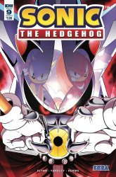 IDW Publishing's Sonic the Hedgehog Issue # 9