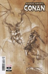 Marvel Comics's Savage Sword Of Conan Issue # 11c