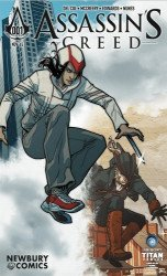 Titan Comics's Assassin's Creed Issue # 1newbury