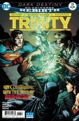 DC Comics's Trinity Issue # 13
