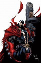 Image Comics's Spawn Issue # 302b