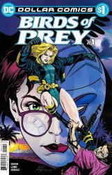 DC Comics's Birds of Prey Issue # 1dollar comics