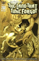 American Mythology's The Land That Time Forgot Issue # 3ri