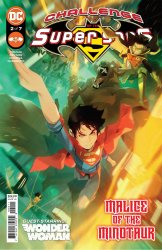 DC Comics's Challenge of The Super Sons Issue # 2