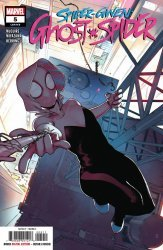 Marvel Comics's Spider-Gwen: Ghost Spider Issue # 5