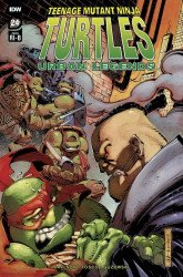 IDW Publishing's Teenage Mutant Ninja Turtles: Urban Legends Issue # 24ri-b