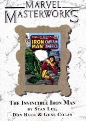 Marvel Comics's Marvel Masterworks: The Invincible Iron Man TPB # 3b