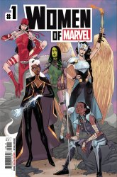 Marvel Comics's Women of Marvel Issue # 1