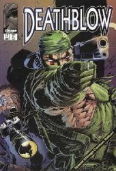Image's Deathblow Issue # 17b