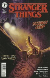 Dark Horse Comics's Stranger Things: Science Camp Issue # 2