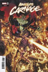 Marvel Comics's Absolute Carnage Issue # 4f