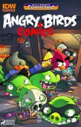 IDW Publishing's Angry Birds Comics: Halloween ComicFest Issue # 1