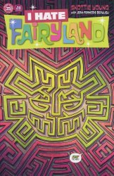Image Comics's I Hate Fairyland Issue # 14