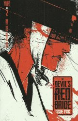 Vault Comics's The Devil's Red Bride Issue # 2b