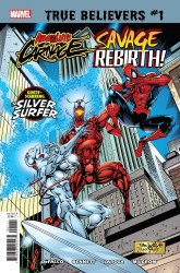 Marvel Comics's True Believers: Absolute Carnage - Savage Rebirth Issue # 1