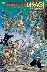 IDW Publishing's Teenage Mutant Ninja Turtles / Usagi Yojimbo Issue # 1other realms