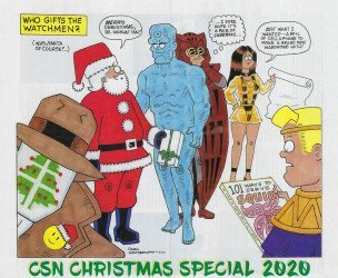 Comic Shop News's Comic Shop News: Christmas Special Issue # 2020