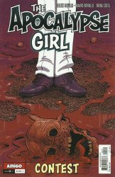 Amigo Comics's The Apocalypse Girl: Provocation Issue # 2