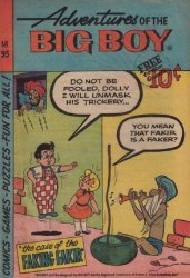 Timely Comics's Adventures of Big Boy Issue # 95west