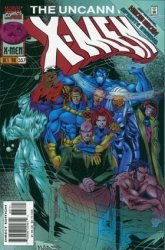 Marvel Comics's The Uncanny X-Men Issue # 337