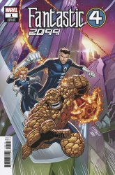 Marvel Comics's Fantastic Four 2099 Issue # 1b