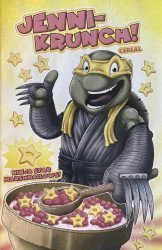 IDW Publishing's Teenage Mutant Ninja Turtles Issue # 98frankies-a