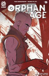 After-Shock Comics's Orphan Age Issue # 5