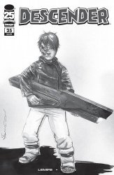 Image Comics's Descender Issue # 25d