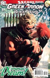 DC Comics's Green Arrow and Black Canary Issue # 27