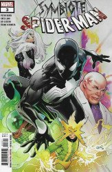 Marvel Comics's Symbiote Spider-Man Issue # 3a