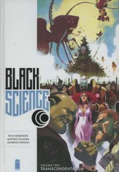 Image Comics's Black Science Hard Cover # 2