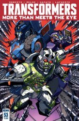 IDW Publishing's Transformers: More Than Meets the Eye Issue # 53