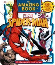 DK Publishing's The Amazing Book of Marvel: Spider-Man Hard Cover # 1