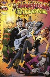 American Mythology's The Three Stooges: TV Time Special Issue # 1b