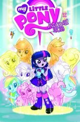 IDW Publishing's My Little Pony: Friendship is Magic Annual # 2013 ri