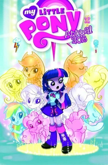 my little pony friendship is magic 32ri idw publishing