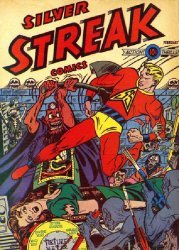 Your Guide Publications's Silver Streak Comics Issue nn (22)