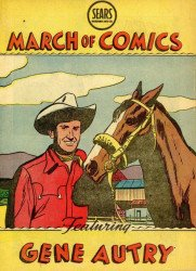 Western Printing Co.'s March of Comics Issue # 39g