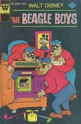 Gold Key's Beagle Boys Issue # 22whitman