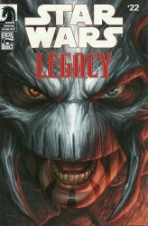 Dark Horse Comics's Star Wars: Legacy Issue # 22b