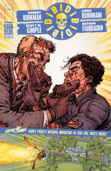 Image Comics's Die! Die! Die! Issue # 8 - 2nd print