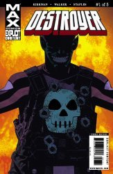 Max Comics's Destroyer Issue # 1