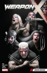 Marvel Comics's Weapon X TPB # 3