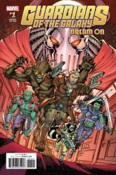 Marvel Comics's Guardians of the Galaxy: Dream On Issue # 1walmart