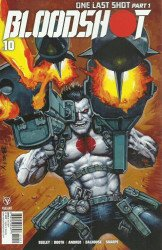 Valiant Entertainment's Bloodshot Issue # 10